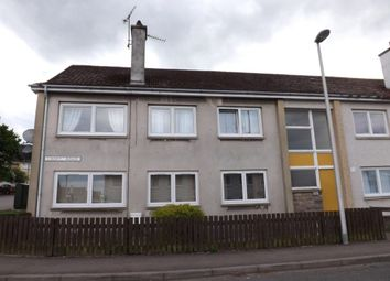Thumbnail 3 bed flat for sale in Croft Road, New Elgin, Elgin
