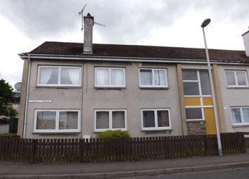 Thumbnail 3 bed flat for sale in Croft Road, New Elgin, Elgin