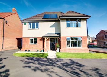 Thumbnail 4 bed detached house for sale in Fenchurch Close, Five Mile Park, Wideopen