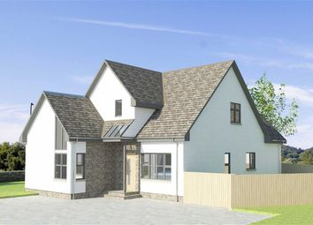 Thumbnail 3 bed detached house for sale in Old Brechin Road, Lunanhead, By Forfar