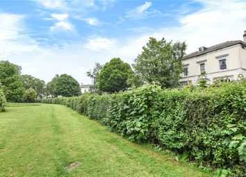 Thumbnail 2 bedroom flat for sale in Pittville Crescent, Cheltenham, Gloucestershire