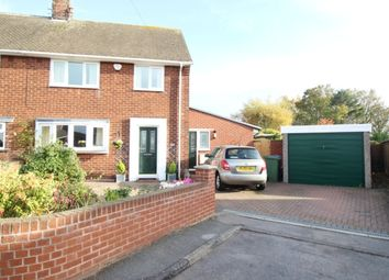 Thumbnail 3 bed property for sale in Scott Close, Worksop