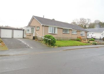 Thumbnail 2 bed semi-detached bungalow for sale in Brandlehow Crescent, Keswick, Cumbria