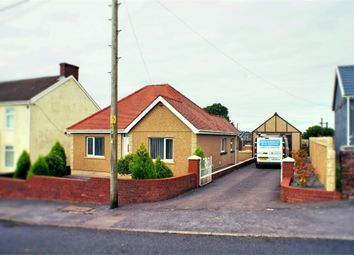 Thumbnail 2 bed detached bungalow for sale in Heol Llanelli, Pontyates, Llanelli, Carmarthenshire