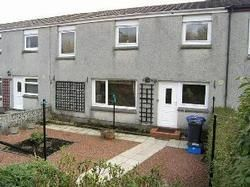 Thumbnail 3 bed terraced house to rent in Irvine Drive, Linwood, Paisley