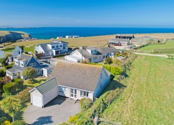 Thumbnail 5 bed detached house for sale in Trenance, Mawgan Porth