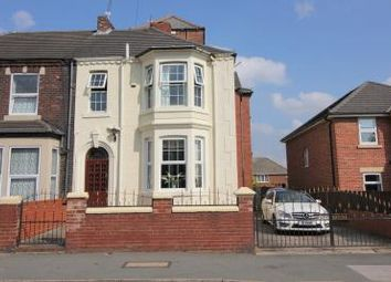 Thumbnail 5 bed semi-detached house for sale in Barnes Road, Castleford