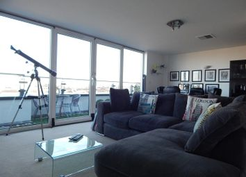 Thumbnail 2 bedroom flat to rent in Mistral, Channel Way, Southampton