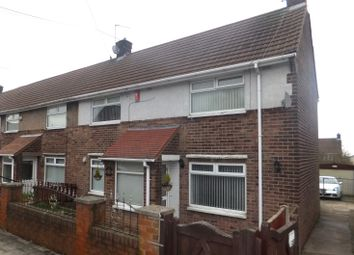 Thumbnail 3 bed semi-detached house for sale in Langford Road, Mansfield