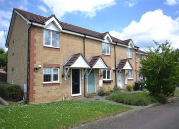 Thumbnail 2 bed end terrace house for sale in Halsey Drive, Hemel Hempstead, Hertfordshire