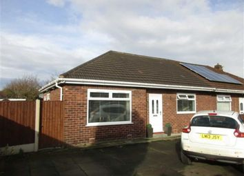 Thumbnail 2 bed semi-detached bungalow for sale in St. Ambrose Road, Astley, Tyldesley, Manchester