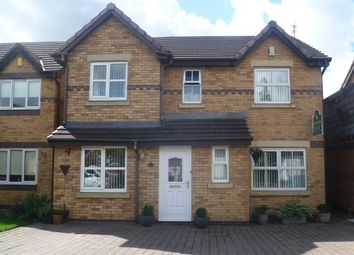 Thumbnail 4 bed detached house for sale in Mansart Close, Ashton-In-Makerfield, Wigan