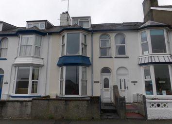 Thumbnail 3 bed terraced house for sale in Tanygrisiau, Criccieth, Gwynedd