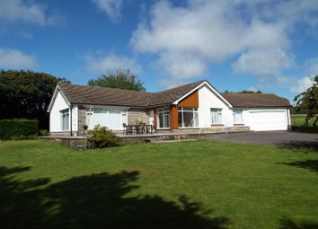 Thumbnail 3 bed detached bungalow for sale in The Retreat, Little Reynoldston, Gower, Swansea