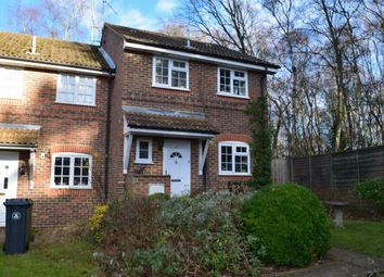 Thumbnail 3 bed end terrace house for sale in Victoria Court, Bagshot
