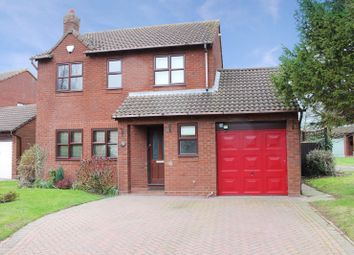 Thumbnail 4 bed detached house for sale in Witherley, Warwickshire
