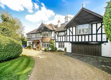 Thumbnail 6 bed detached house for sale in The Ridge, Purley, Surrey