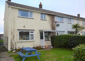 Thumbnail 3 bed end terrace house for sale in Grenville Avenue, Chelston, Torquay, Devon