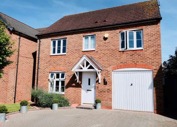 Thumbnail 4 bed detached house for sale in Farzens Avenue, Chase Meadow Square, Warwick