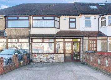 Thumbnail 3 bedroom terraced house for sale in Hoe Lane, Enfield