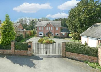 Thumbnail 5 bed detached house for sale in Lullington, Derbyshire