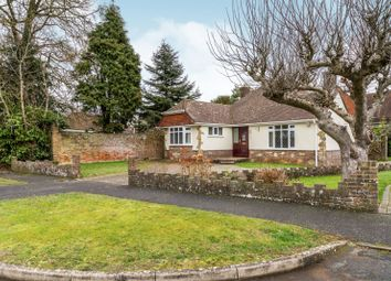 Thumbnail 2 bedroom bungalow to rent in Tudor Close, Findon, Worthing