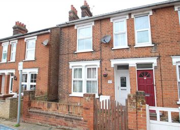 Thumbnail 2 bedroom end terrace house for sale in Hill House Road, Ipswich