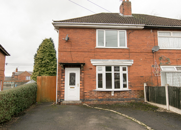 Thumbnail 2 bed semi-detached house to rent in Glebe Avenue, Pinxton