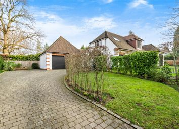 Heathcote Road, Camberley, Surrey GU15. 5 bed detached house for sale