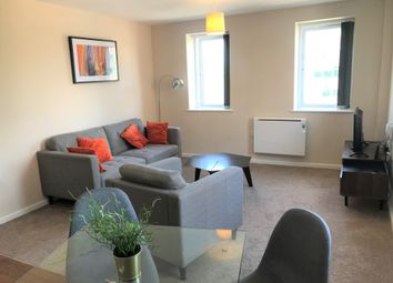 Thumbnail 2 bed flat to rent in Seymour Grove, Trafford Plaza, Manchester