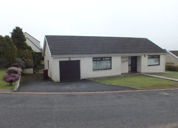Thumbnail 2 bed detached bungalow for sale in Desborough, Ryelands Way, Kilgetty, Pembrokeshire