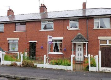 Thumbnail 3 bedroom terraced house for sale in Gloucester Avenue, Whitefield, Manchester