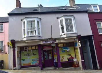 Thumbnail 3 bed flat to rent in Market Street, Haverfordwest