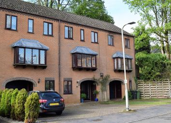 Thumbnail 3 bed town house for sale in Willow Close, Uppingham, Oakham