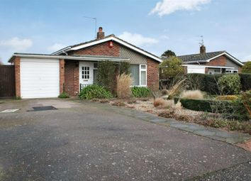 Thumbnail 2 bed bungalow for sale in Kingswood Close, Brooke, Norwich