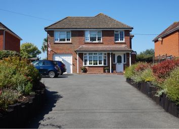 Thumbnail 4 bed detached house for sale in Church Road, Wootton Bridge