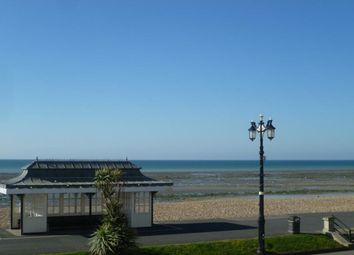 Thumbnail 2 bed flat to rent in Marine Parade, Worthing