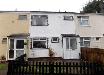 Thumbnail 3 bed terraced house for sale in Maes-Y-Felin, Wildmill, Bridgend.