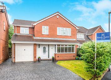 Thumbnail 4 bed detached house for sale in Melchester Grove, Longton, Stoke-On-Trent