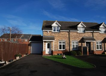 Thumbnail 2 bed property for sale in Ingleton Gardens, South Beach Estate, Blyth