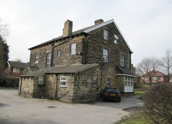 Thumbnail 1 bed flat to rent in Stonegate Road, Leeds