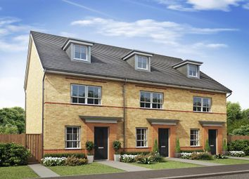"""Thumbnail 4 bedroom terraced house for sale in """"Queensville"""" at Rosemary Drive, Northwich"""