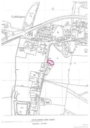 Thumbnail Land for sale in Balderton Lane, Coddington, Newark