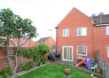 Thumbnail 3 bedroom end terrace house for sale in Boddington Drive Kingsway, Quedgeley, Gloucester