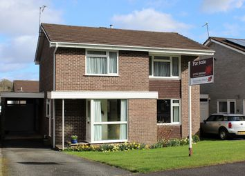 Thumbnail 4 bed detached house for sale in Hillside Drive, Yealmpton, Plymouth, Devon
