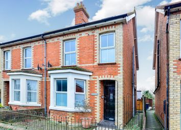 Thumbnail 4 bed semi-detached house for sale in New Road, Gillingham