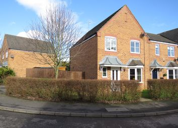 Thumbnail 3 bedroom end terrace house for sale in Great Ground Walk, Grange Park, Northampton