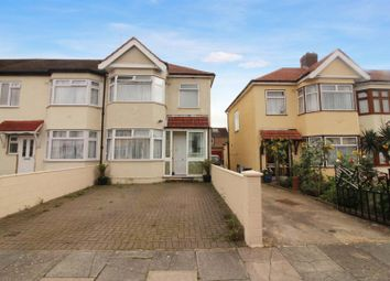 Thumbnail 3 bedroom end terrace house to rent in Cowland Avenue, Ponders End, Enfield