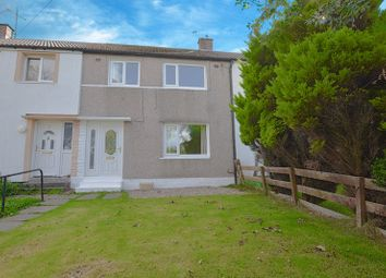 Thumbnail 3 bed terraced house for sale in Criffel Road, Parton, Whitehaven