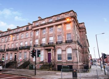 Thumbnail 1 bed flat for sale in 36 Hamilton Square, Birkenhead, Merseyside